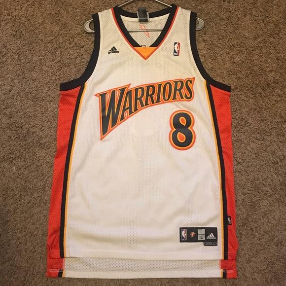 NBA Golden State Warriors Monta Ellis Jersey